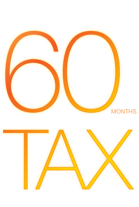 No Interest for 60 Months, Zero Down + We Pay Your Sales Tax on Everything