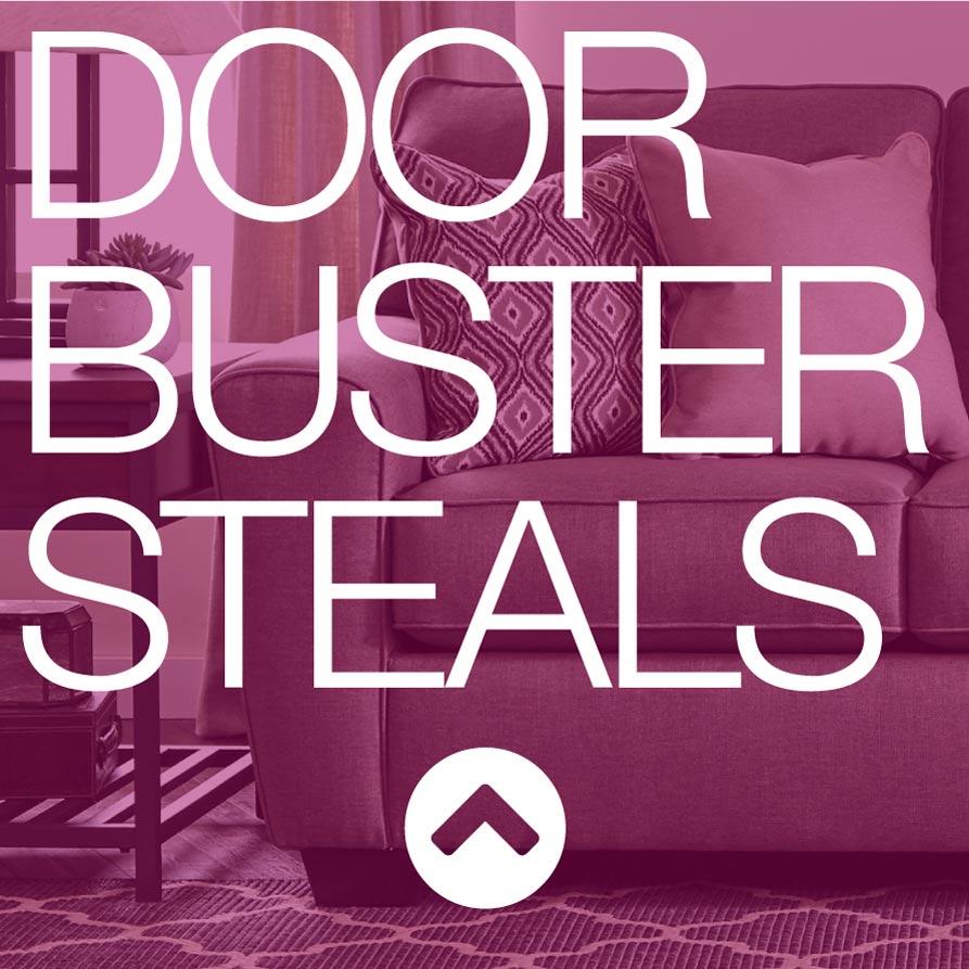 Doorbuster steals