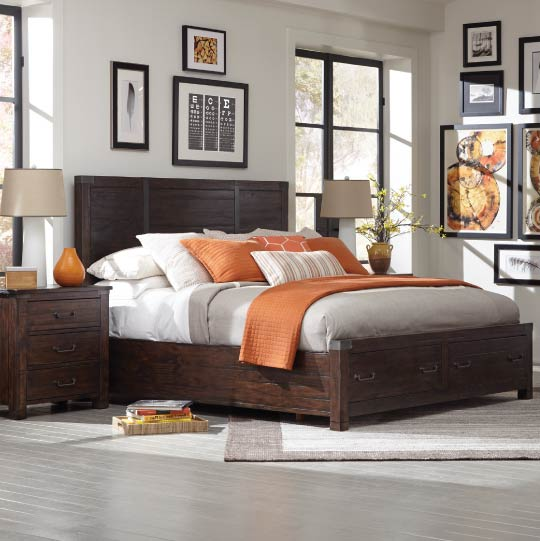 Bedroom Furniture Outlet Stores: Gardner-White Furniture
