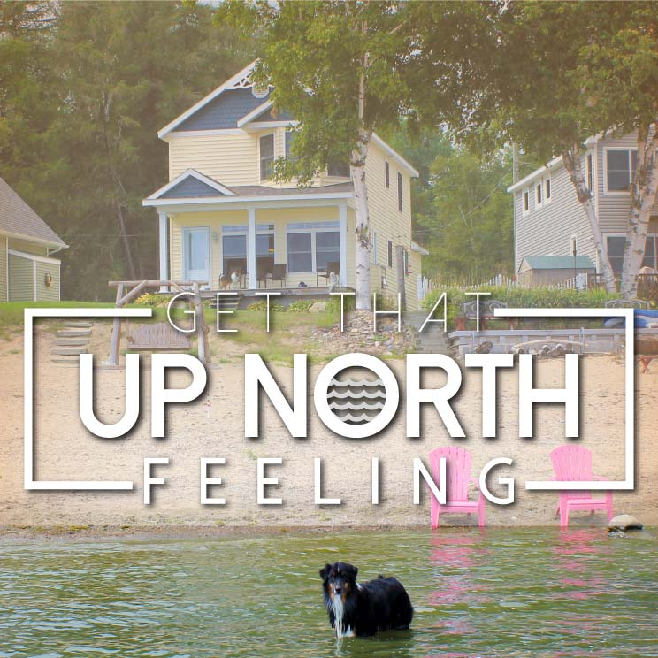 Get That Up North Feeling