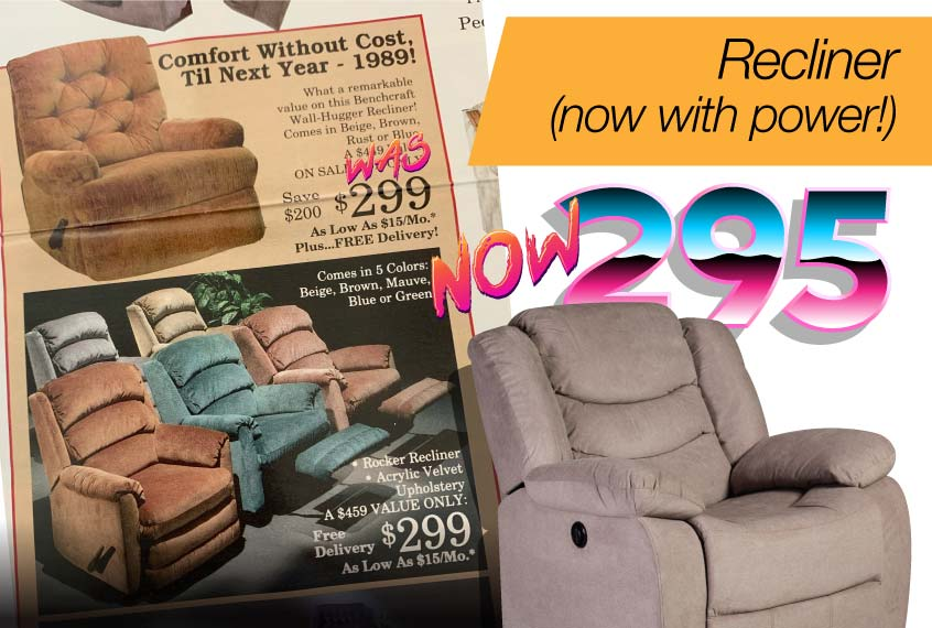 Peachy Shop The 80S Throwback Sale At Gardner White Furniture Gamerscity Chair Design For Home Gamerscityorg