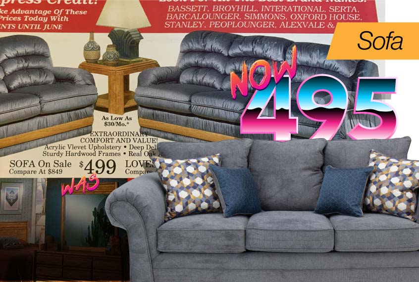 Brilliant Shop The 80S Throwback Sale At Gardner White Furniture Gamerscity Chair Design For Home Gamerscityorg