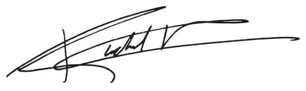 Signed by Rachel T.