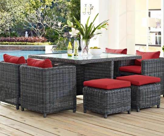 Excellent Outdoor Patio Furniture At Gardner White Pabps2019 Chair Design Images Pabps2019Com