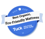 Editor's Pick Best Eco-Friendly Mattress - Tuck