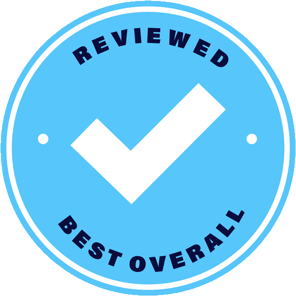 Reviewed Best Overall