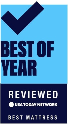 Best of Year Reviewed USA Today Network Best Mattress